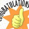 Congrats Thumbs